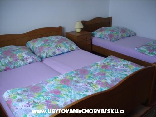 Villa Miličević Ap (6+2) - ostrov Vir Chorvátsko