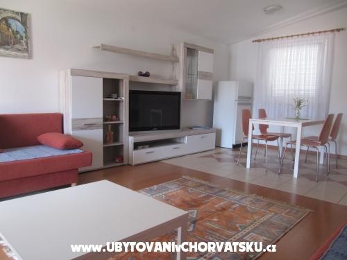 Apartman Ruža - ostrov Vir Horvátország