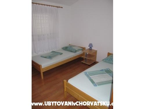 Apartmán Ruža - ostrov Vir Chorvatsko