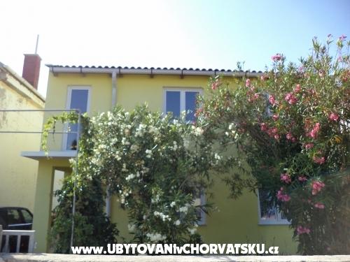 Apartmán Slatina - ostrov Vir Chorvatsko