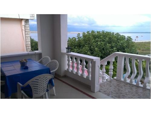 Apartmaji Alma - ostrov Vir Hrvaška