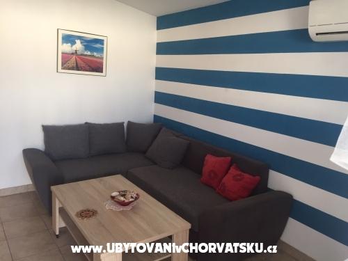 Apartmani Alma - ostrov Vir Hrvatska