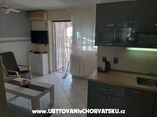 Appartements Alma - ostrov Vir Croatie