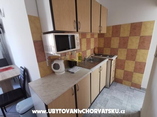 Apartmanok Anna - ostrov Vir Horvátország