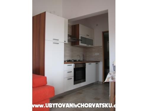 Apartmanok Aria - ostrov Vir Horvátország