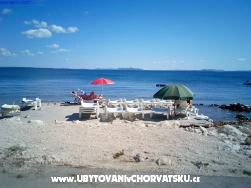 Apartmanok Batovanja - Šobota Vir - ostrov Vir Horvátország