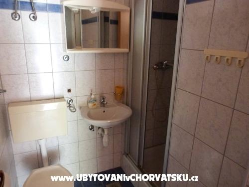 Apartmány Beta - ostrov Vir Chorvatsko