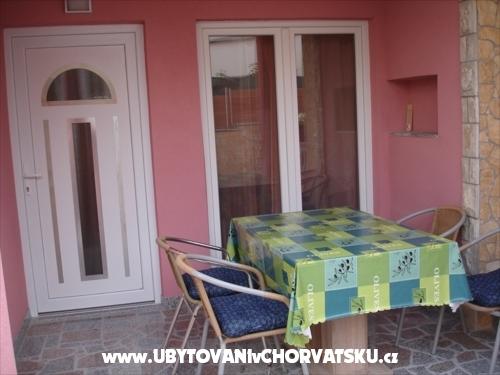 апартаменты Brekalo - Bonaca - ostrov Vir Хорватия