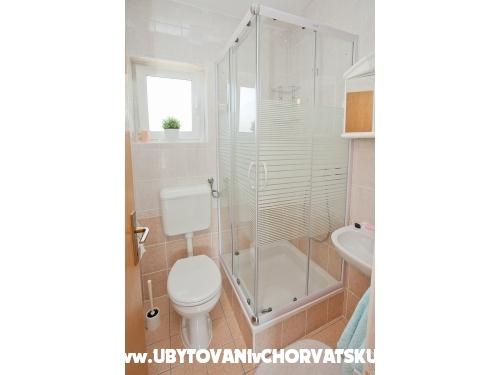 Apartamenty Budija / Viola - ostrov Vir Chorwacja