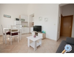 Appartements Budija / Viola - ostrov Vir Kroatien