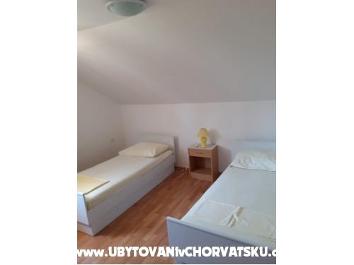 Apartmány Cestar - ostrov Vir Chorvatsko