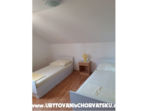 Appartements Cestar - ostrov Vir Kroatien