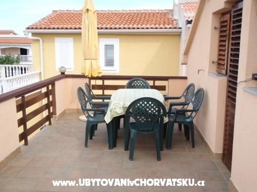 апартаменты Cestar - ostrov Vir Хорватия