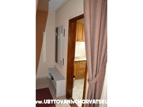 Apartmány Čvangić - ostrov Vir Chorvatsko