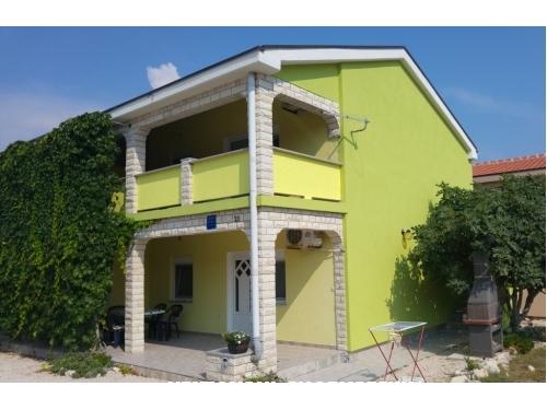 Apartmaji Dalija - ostrov Vir Hrvaška
