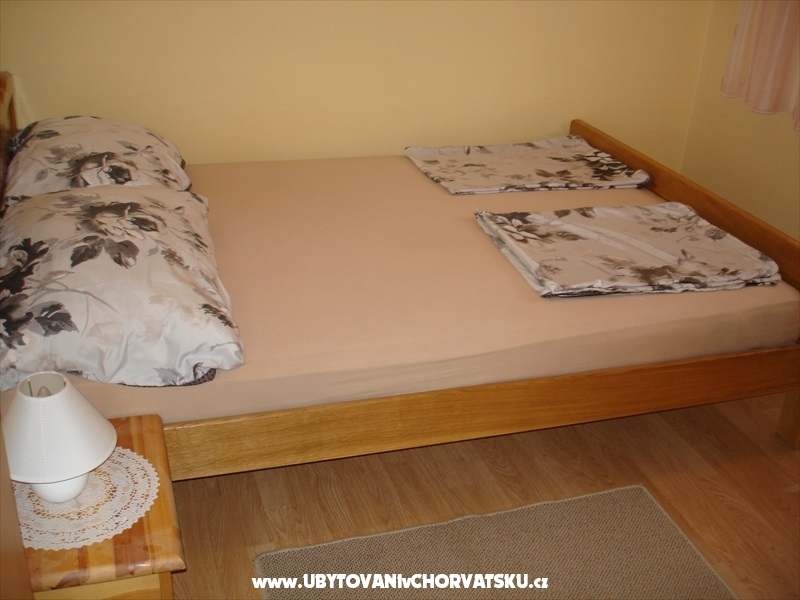 Apartmány Debeljak - ostrov Vir Chorvatsko