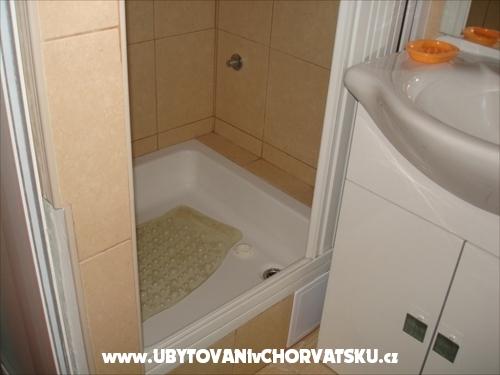 апартаменты Debeljak - ostrov Vir Хорватия