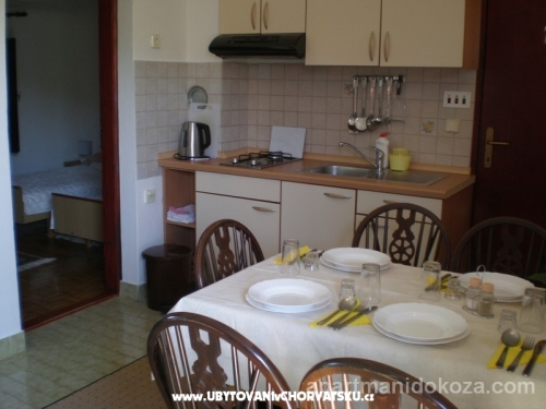 Apartment Dokoza - ostrov Vir Croatia