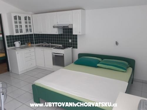 Apartmanok Fegeš - ostrov Vir Horvátország