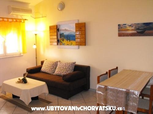 Apartamenty Golobic - ostrov Vir Chorwacja