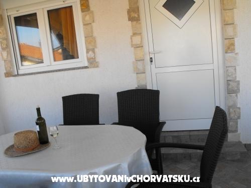 Apartmány Golobic - ostrov Vir Chorvatsko