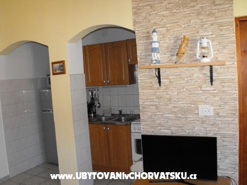 Apartmanok Golobic - ostrov Vir Horvátország