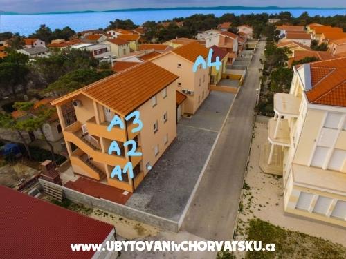 Apartmány Golub - ostrov Vir Chorvátsko