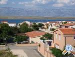 Appartements Gronen - ostrov Vir Kroatien