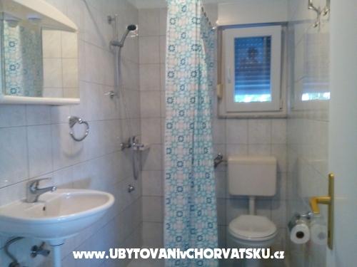 Apartmány Dervić Isma - ostrov Vir Chorvatsko