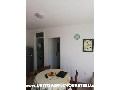Apartmány Dervić - ostrov Vir Chorvatsko