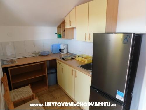 Apartmány Ivica Serdarušić - ostrov Vir Chorvátsko