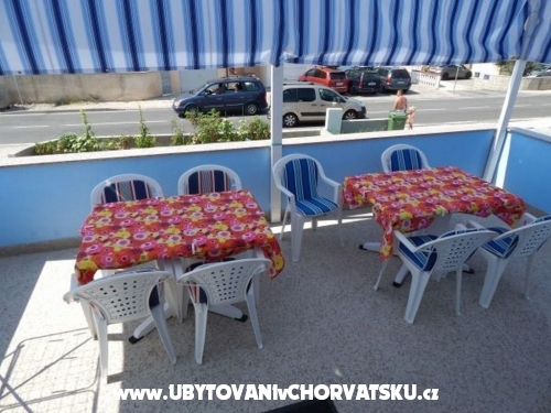 Apartmanok Ivka - ostrov Vir Horvátország
