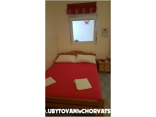 Apartamenty Ivo i Marija - ostrov Vir Chorwacja