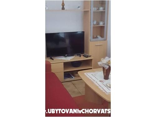 Apartmány Jovanovac - ostrov Vir Chorvátsko