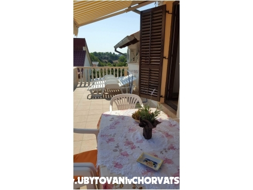 апартаменты Jovanovac - ostrov Vir Хорватия