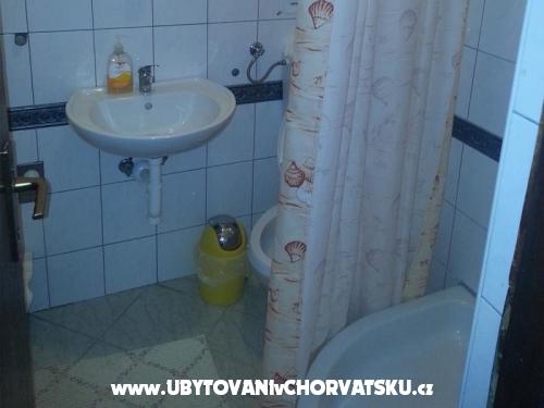 Appartements Klara - ostrov Vir Croatie