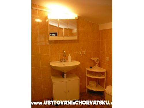 Apartmány Kovač - ostrov Vir Chorvatsko