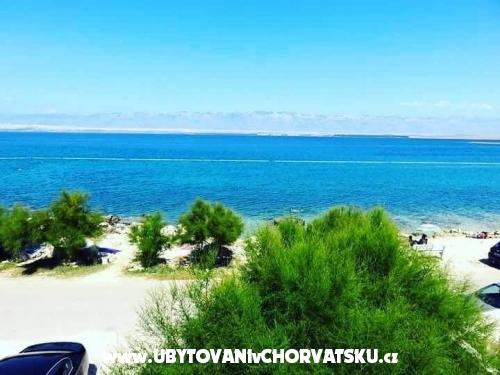 Apartmány Leo - ostrov Vir Chorvatsko