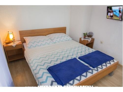 Apartmány Lilly - ostrov Vir Chorvatsko