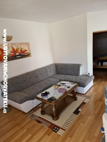 Appartements Mara - ostrov Vir Croatie
