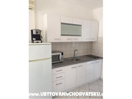 Apartmány Marina 2/29 - ostrov Vir Chorvatsko