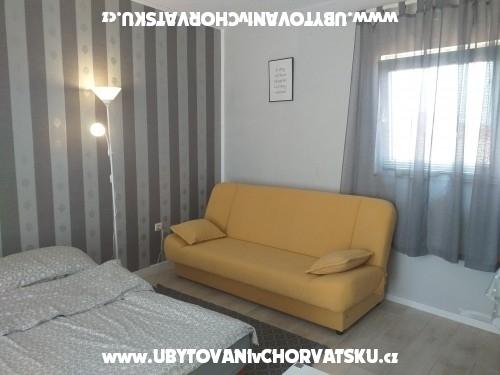 Apartmanok Marjanovi� - ostrov Vir Horv�torsz�g