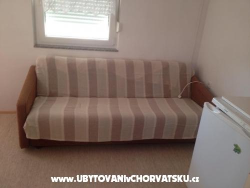 Apartmány Markotic - ostrov Vir Chorvatsko