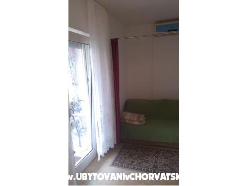 Apartmány Milka Vir - ostrov Vir Chorvatsko