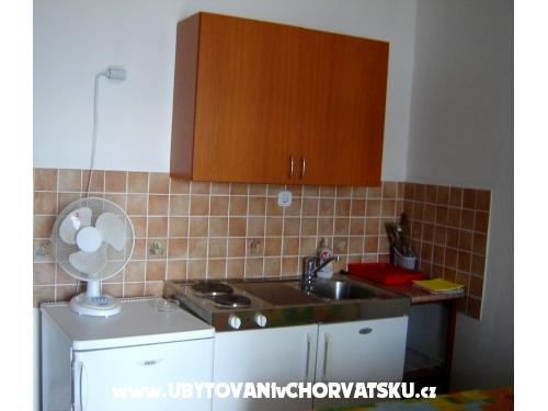 апартаменты Mirko - ostrov Vir Хорватия