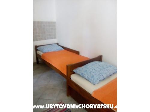 Apartmány Mirko - ostrov Vir Chorvátsko