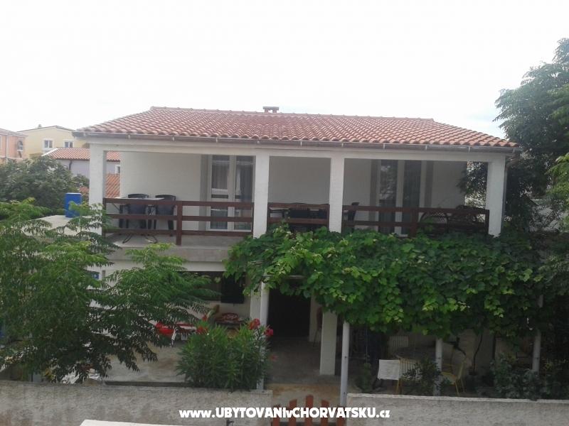 Apartm�ny Laslavi� - ostrov Vir Chorvatsko