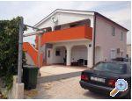 Apartm�ny Nada - ostrov Vir Chorvatsko