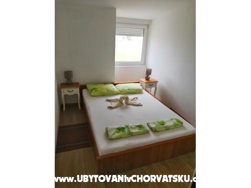 Apartmaji Nedić - ostrov Vir Hrvaška