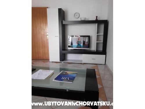 Apartmány Nedić - ostrov Vir Chorvatsko